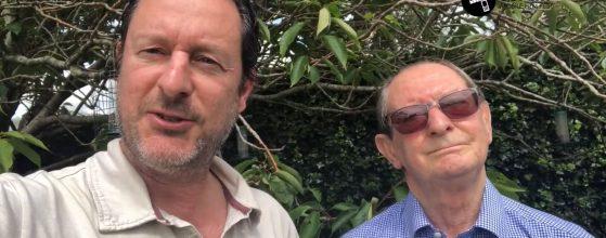Birdman mobile film interview to Simon O'Neill