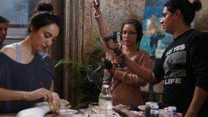 Alma smartphone film by Elizabeth Marlo on Super 9 Mobile Film Fest